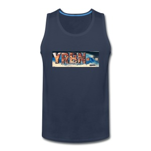 YRBN'S Merch - Men's Premium Tank