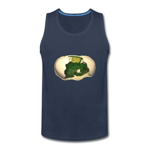 The Emerald Dragon of Nital - Men's Premium Tank