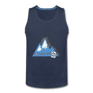 BBQ A Mile High - Men's Premium Tank