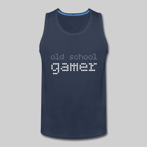 Old School Gamer - Men's Premium Tank