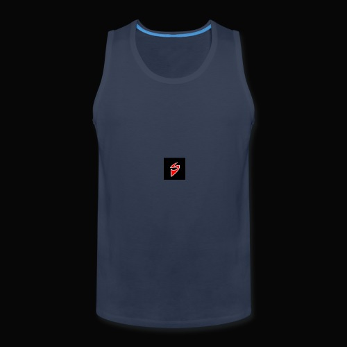 Logo Collection Of One Shirt - Men's Premium Tank