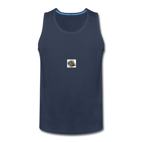 money - Men's Premium Tank