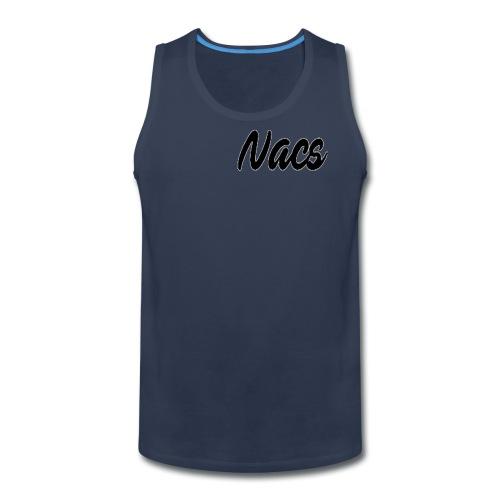 Nacs Letters - Men's Premium Tank