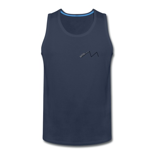 MTN logo shirt - Men's Premium Tank