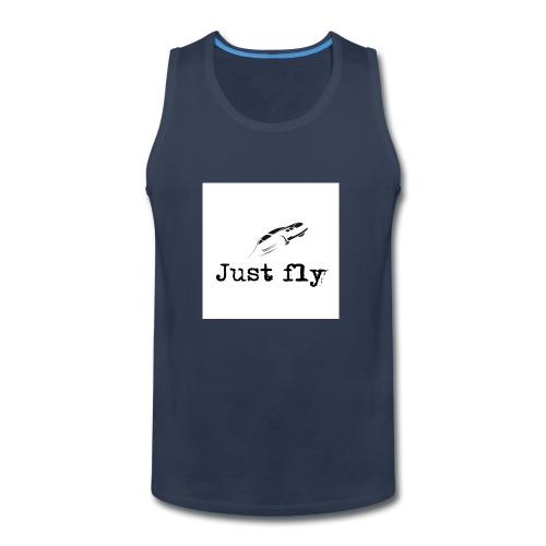 just fly - Men's Premium Tank