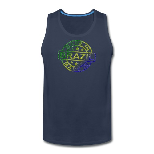 Made In Brazil - Men's Premium Tank
