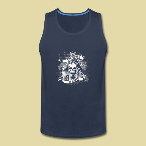 hoh_tshirt_skullhouse - Men's Premium Tank