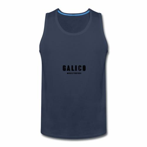 Galico New Logo Design - Men's Premium Tank