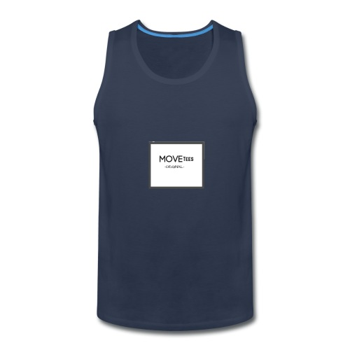 MOVETees -original- - Men's Premium Tank