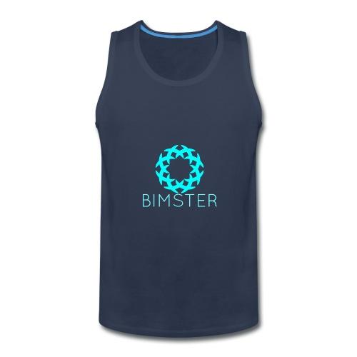 Bimster YouTube Channel Logo - Men's Premium Tank