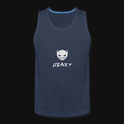 Beast by GlitchKen - Men's Premium Tank
