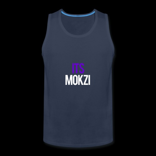Mokzi shirts and hoodies - Men's Premium Tank