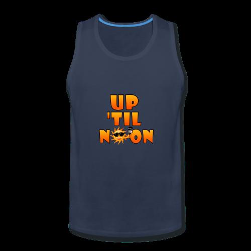 Up Til Noon Water Bottle - Men's Premium Tank