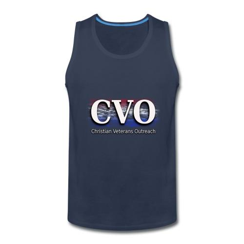 CVO un-official logo - Men's Premium Tank