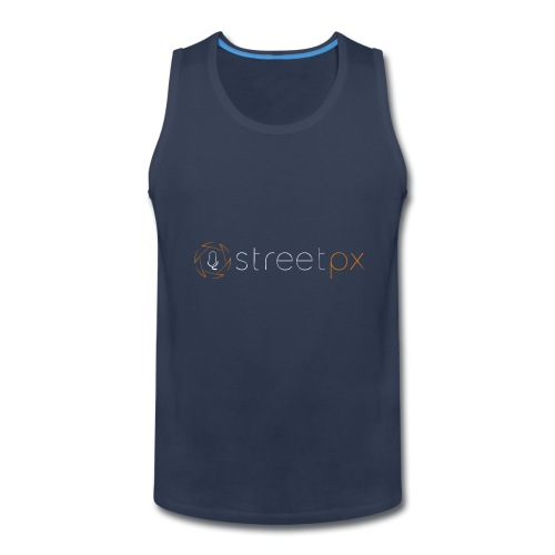Urban Explorer StreetPX Logo - Men's Premium Tank