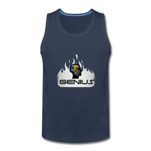 Genius T-Shirts - Men's Premium Tank
