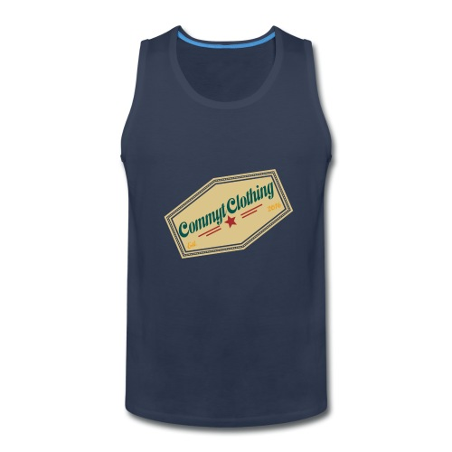 Commyt design 2 - Men's Premium Tank