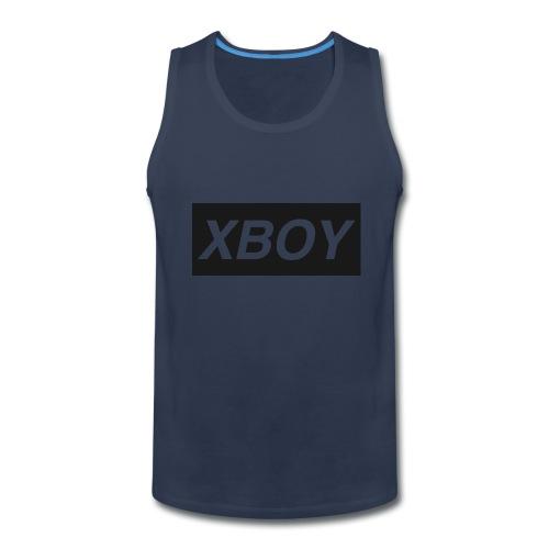 Xboy Phone Cases - Men's Premium Tank