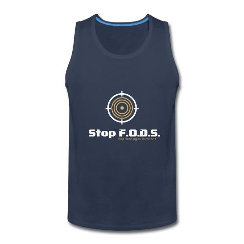 Stop F.O.D.S. - Men's Premium Tank