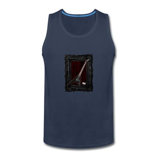 Tshirt_Jackson_Framed_V2 - Men's Premium Tank
