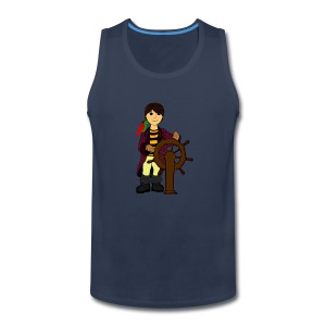 Alex the Great - Pirate - Men's Premium Tank