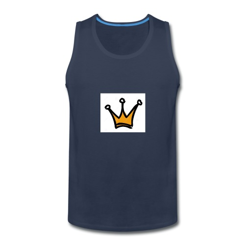 crown-1196222 - Men's Premium Tank
