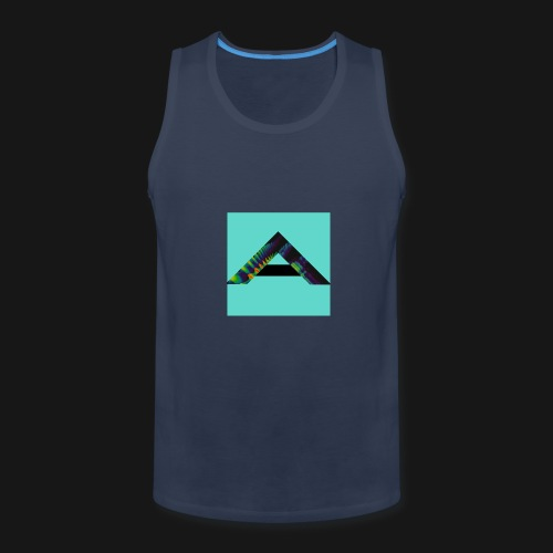Aurora Logo - Men's Premium Tank