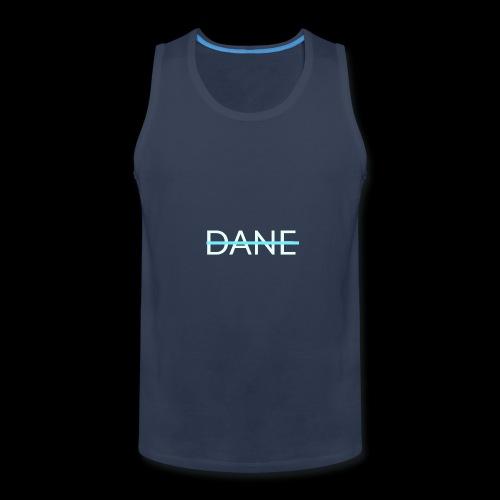 Dane logo shirt - Men's Premium Tank