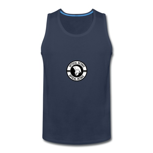 Optical Octave Logo - Men's Premium Tank