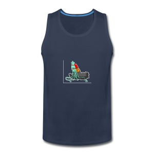 Squidrocket - Men's Premium Tank