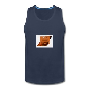 How I survived! - Men's Premium Tank