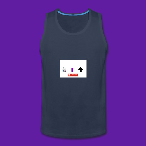BleachItUp Apparel - Men's Premium Tank