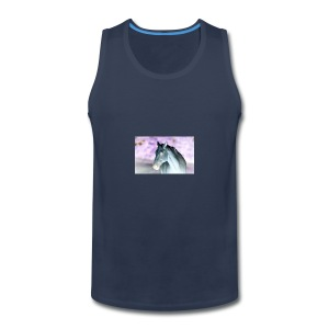 Just an inverted horse - Men's Premium Tank