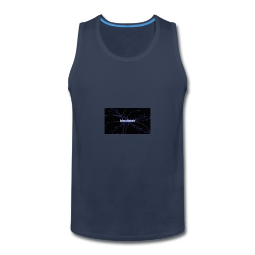 blessRemix hoodie - Men's Premium Tank