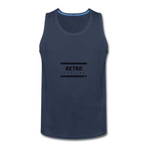Retro Modules - Men's Premium Tank