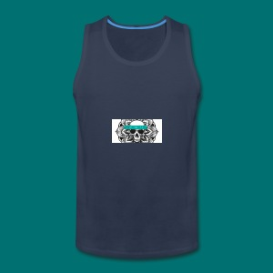 Lost in Fate Design #2 - Men's Premium Tank