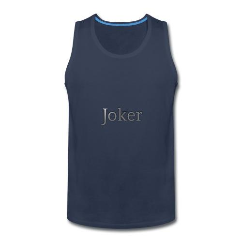 joker Apperal - Men's Premium Tank
