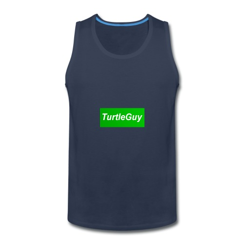 TurtleGuyYT Fan LOGO - Men's Premium Tank