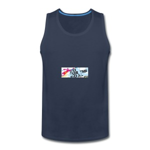 GoForTheGoal Official Products - Men's Premium Tank