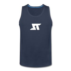 Spaceteam Logo - Men's Premium Tank
