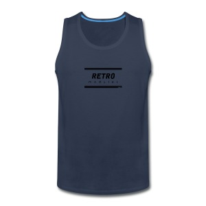 Retro Modules - Men's Premium Tank