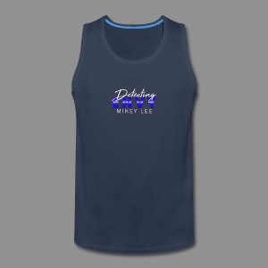 DETECTING ENVY TITLE - Men's Premium Tank