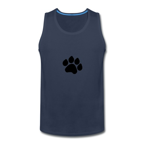 Black Paw Stuff - Men's Premium Tank