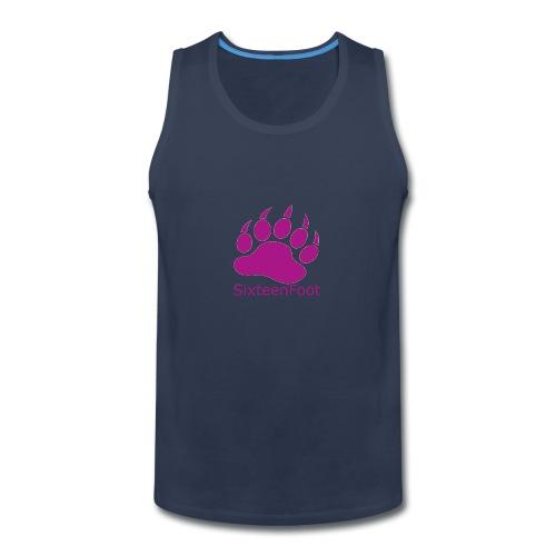 Purple_Logo - Men's Premium Tank