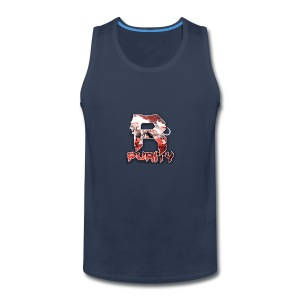 Rose_Purity - Men's Premium Tank