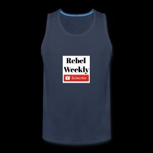 Rebel Weekly - Men's Premium Tank