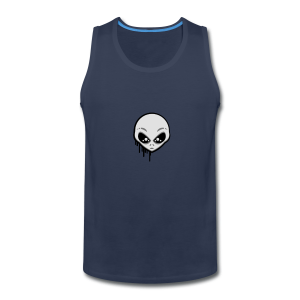 Martians From Mars Logo - Men's Premium Tank