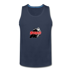 2 Wheeled Thereapy - Men's Premium Tank
