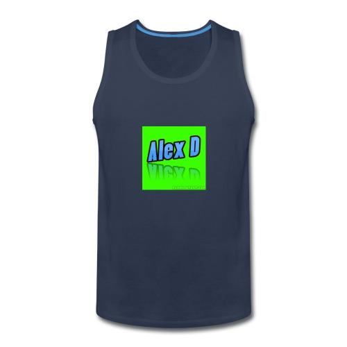 Alex D Doz Comedy Merchandise! - Men's Premium Tank