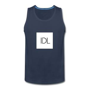 IDL Simple Logo - Men's Premium Tank
